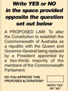 ballot