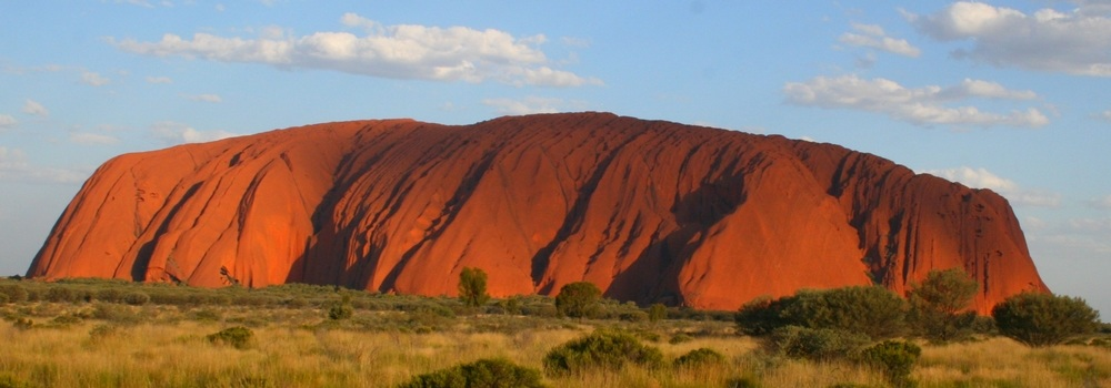 Uluru. Northern Territory founded 1911. photo pixabay.com